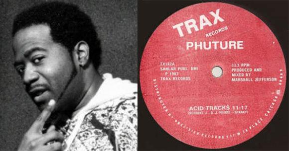 Acid House Pioneer DJ Pierre and his 1st Acid release