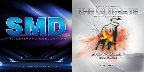 World Of Rave Compilation Albums